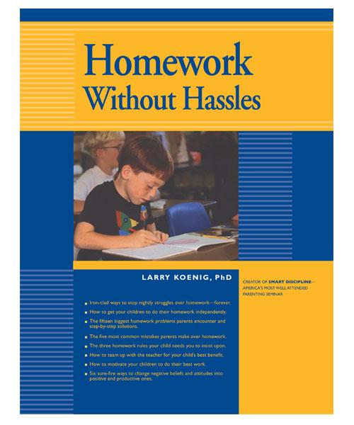 Hassles homework